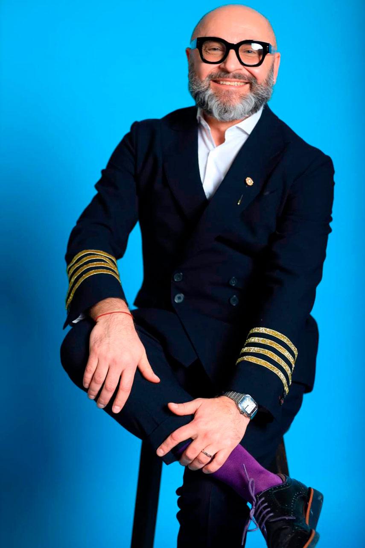 Дизайнер Серж Смолин создал форму для бизнес-авиации