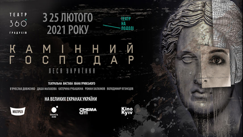 Театр 360 градусов: украинский театр идет в кино