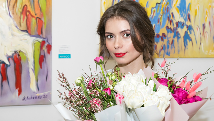 Алина Бабенко: яркие краски своей души