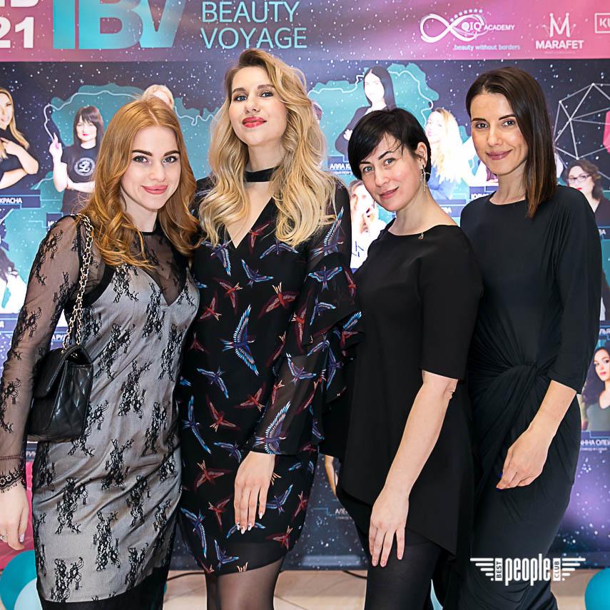 International Beauty Voyage: Отборочный тур в Киеве