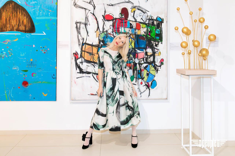 Лика Спиваковская: Приручить хаос. Как выставки современного искусства меняют сознание