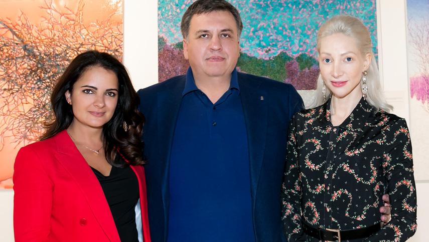 """MANDARIN MAISON art by Spivakovska: масштабная выставка """"Хорды и диагонали. Эквилибриум"""""""