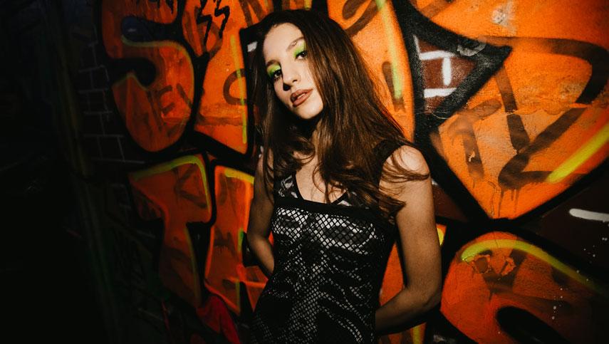 Nino Basilaya: секретная рэп-рейв тусовка, дерзкие образы и новое звучание