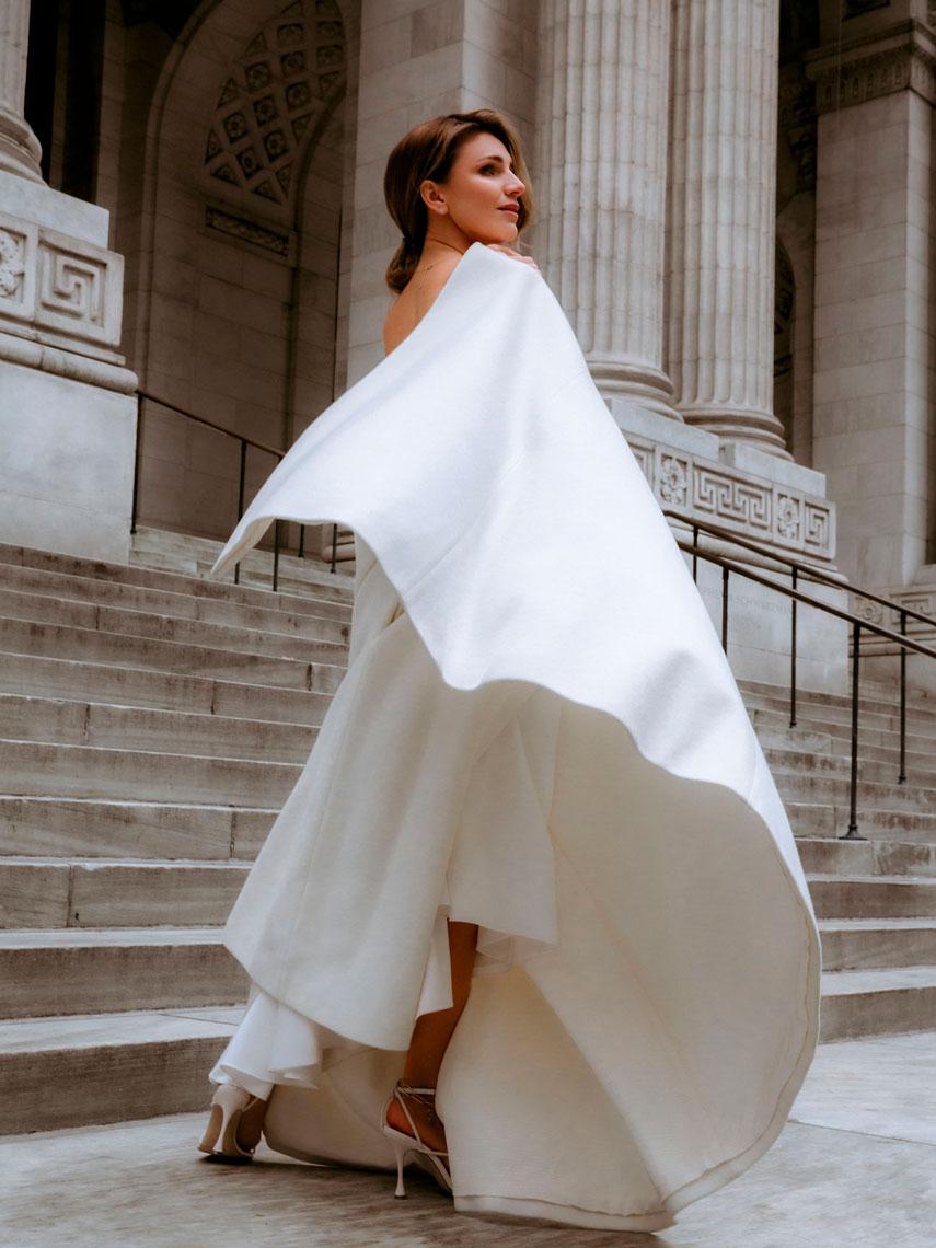 Свадебная коллекция-трансформер WONÁ & the COAT by Katya Silchenko