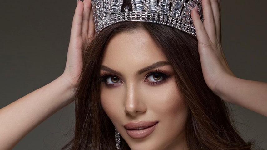 Ms. World International 2020: Elena Dunder представила конкурсную фотосессию