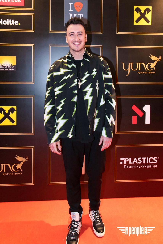 Стали відомі лауреати 10-ої Національної музичної премії YUNA