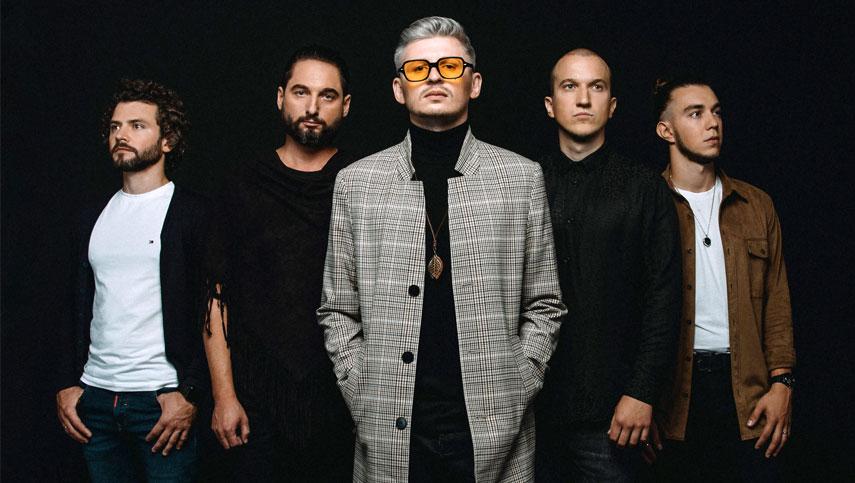 Поп-рок группа Фиолет