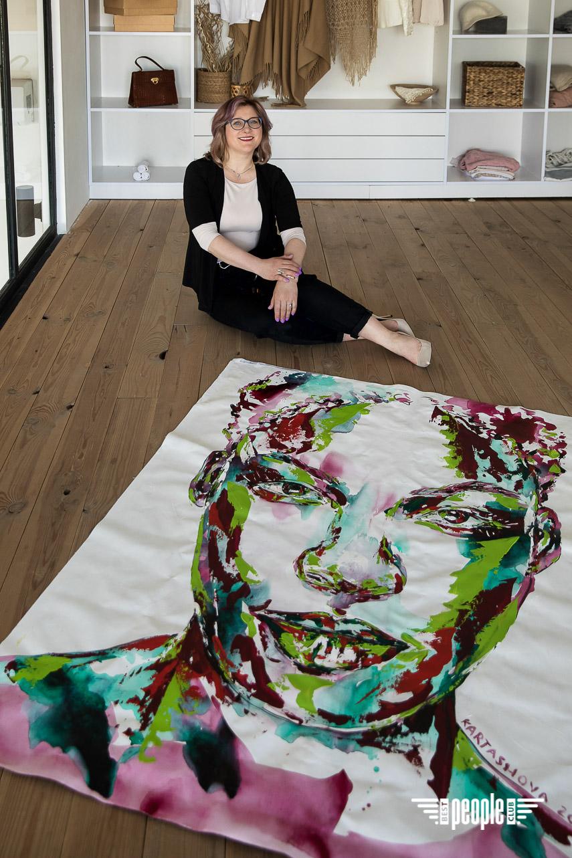 Интервью с художницей Викторией Карташовой