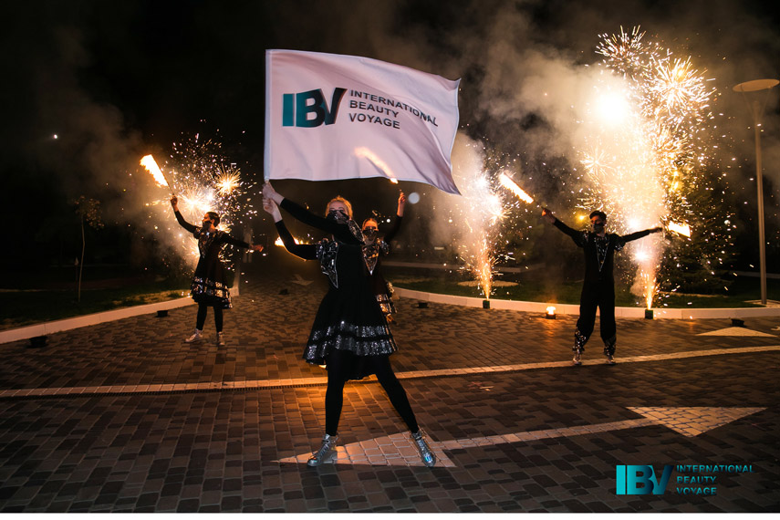 INTERNATIONAL BEAUTY VOYAGE 2021: AWARDS