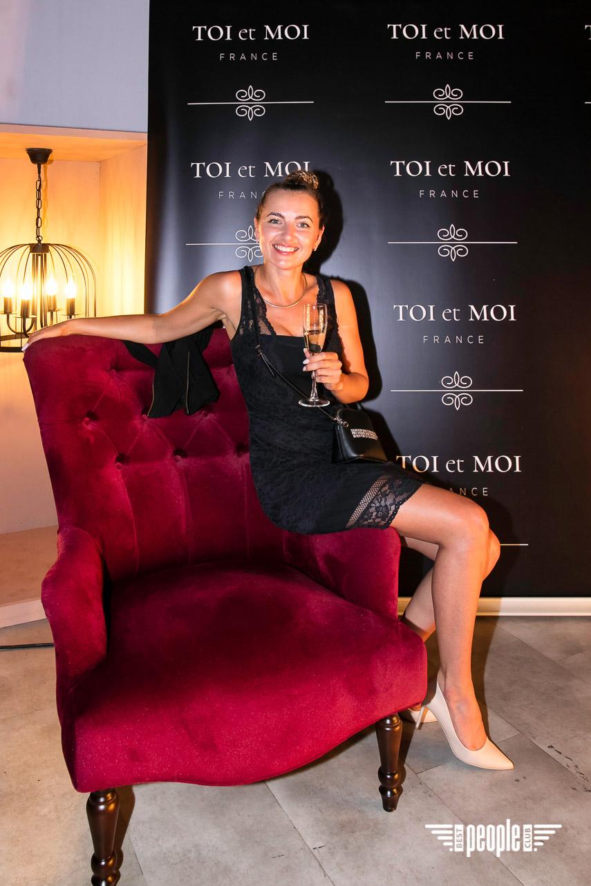 показ ароматов французской нишевой парфюмерии TOI et MOI