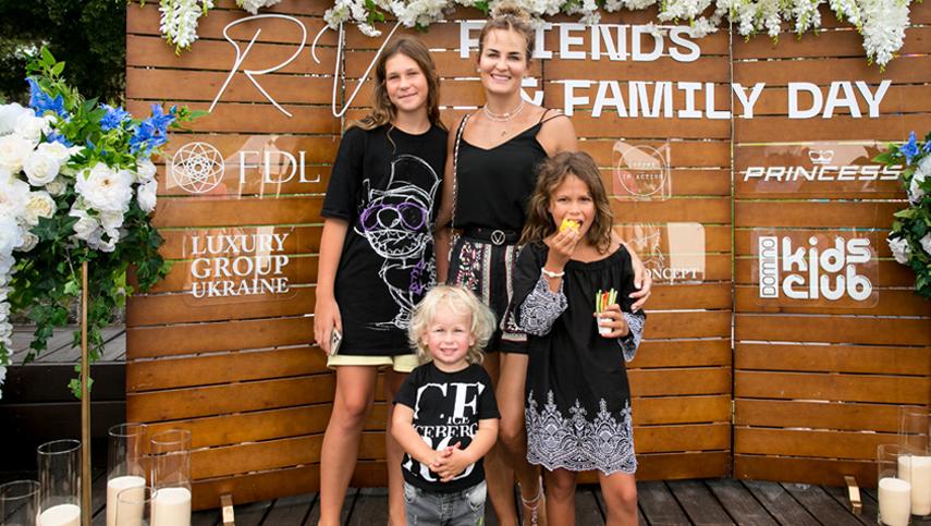 Family & Friends Day в Riviera Village