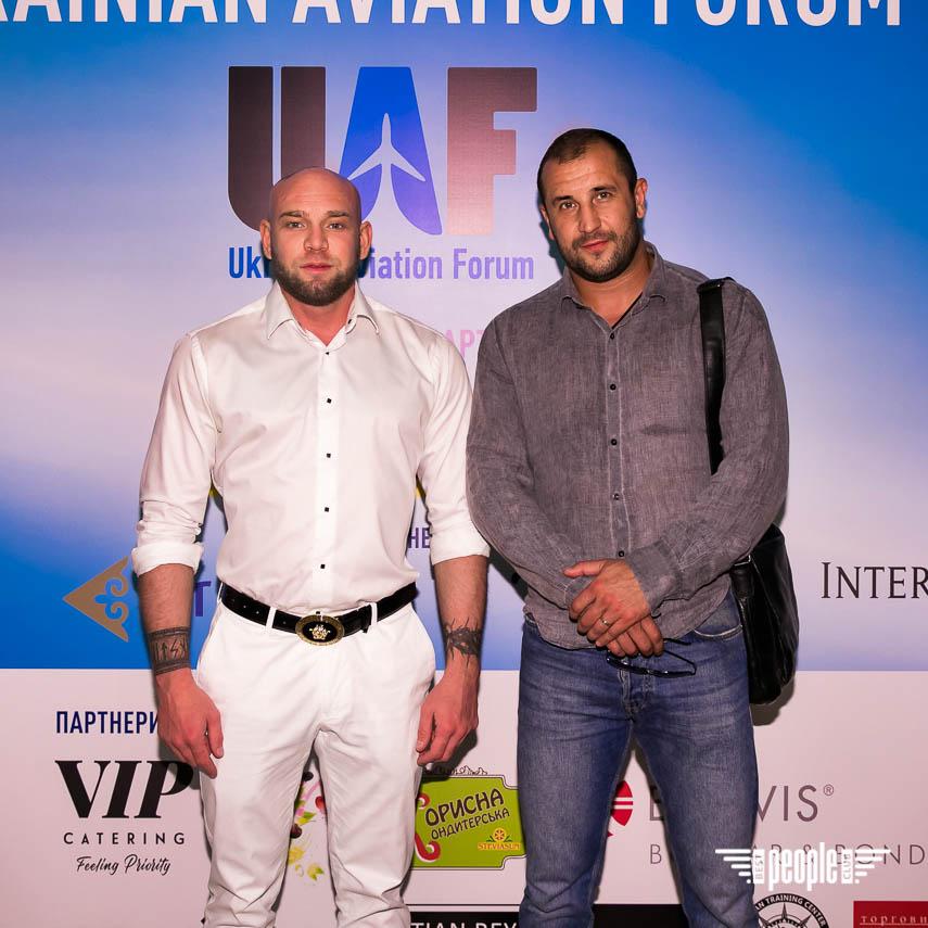 Украинский авиационный форум на тему «Авиация Украины: перспективы и новые вызовы»