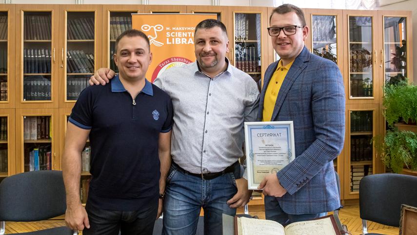 Віктор Лещинський: козацька слава має жити вічно