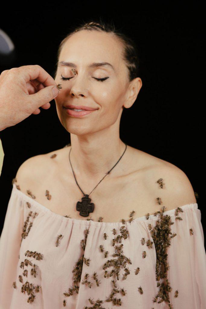 Віталіна Ющенко доєдналася до ініціативи по спасінню бджіл на планеті