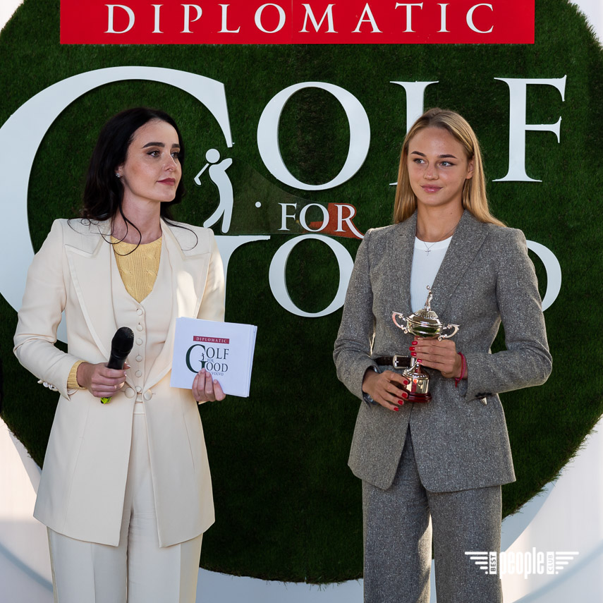 Diplomatic Golf for Good