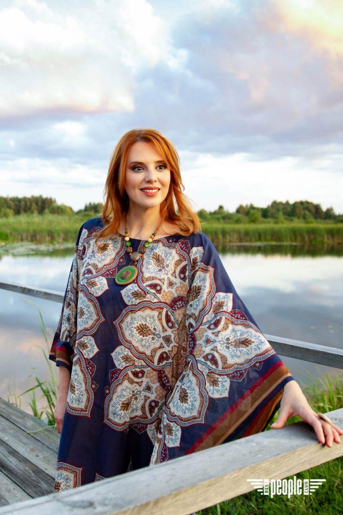 Коллаборация Premium Atelier Khodakovskaya и Healing music. Luchiya
