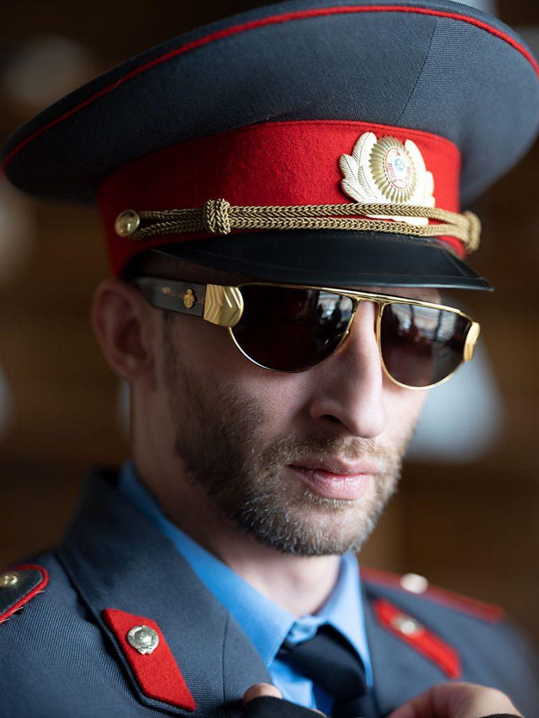 Миша Крупин записал трек про служителей порядка